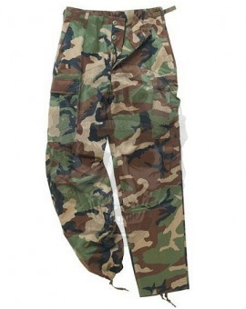 Pantalon US ranger woodland