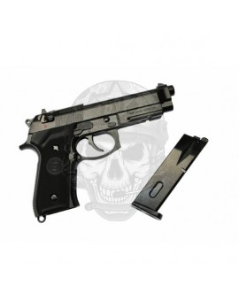 WE New M9A1 Gbb negra