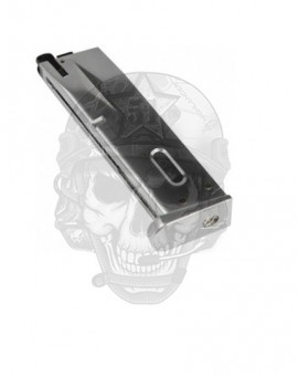 Cargador Gas M92 Chrome WE