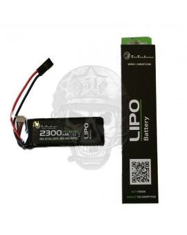 Batería Lipo 11.1 2300Mah 25C Stick WE