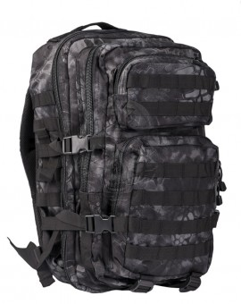 Mochila US Assault Backpack LG Mandra-Night Miltec