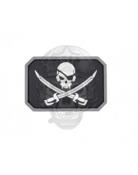 Parche PIRATE SKULL Emerson