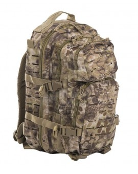 Mochila US Assault Pack SM Laser cut Mandra-Tan
