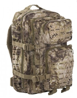 Mochila Us Assault Pack LG Laser cut Mandra-Tan Miltec