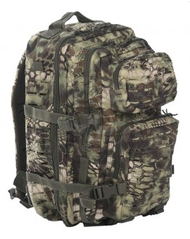 Mochila Us Assault Pack LG Laser cut Mandra-Wood Miltec