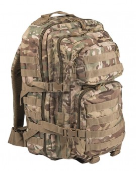 Mochila US Laser cut Assault Backpack LG Multitam Miltec