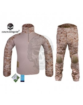UNIFORME EMERSON GEAR ESTILO AOR1 G2