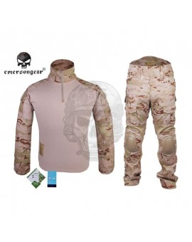 UNIFORME EMERSON GEAR ESTILO MC ARIDO G2
