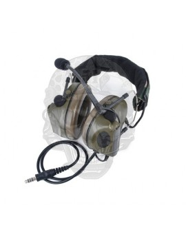ZCOMTAC II HEADSET FG Z-TACTICAL