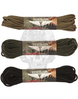 CUERDA COYOTE 50 FT. TEESAR® PARACORD
