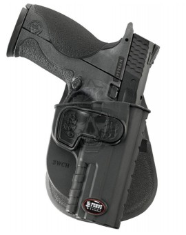 FUNDA DE PISTOLA TRIGGER LOCKING HOLSTER S&W,M&P PARA ZURDOS FOBUS