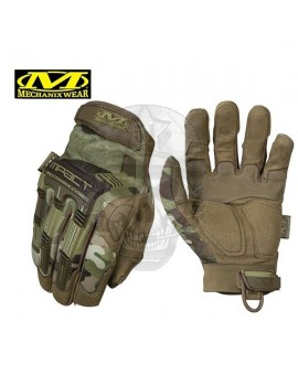 Guantes Mechanix Multicam M-Pact