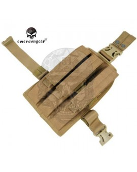 PORTA CARGADOR MP7 TRIPLE TAN EMERSON GEAR