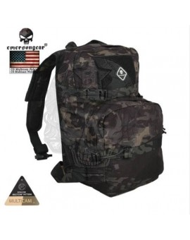MOCHILA MC NEGRA LBT2649B HYDRATACION CARRIER EMERSON GEAR