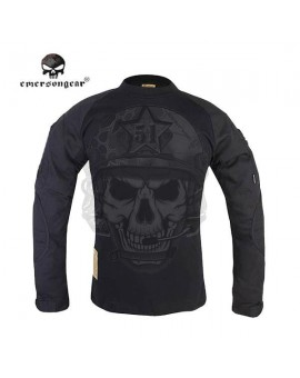 COMBAT SHIRT NEGRO EMERSON GEAR