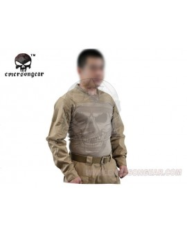 COMBAT SHIRT TALON TAN EMERSON GEAR