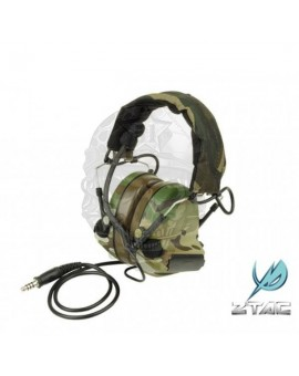 ZCOMTAC II HEADSET MC