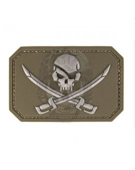PARCHE PIRATE SKULL OD