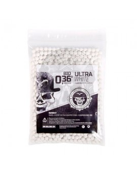 BIO BB ULTRA WHITE 0.36G 1000RDS DUEL CODE