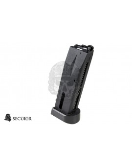 CARGADOR CO2 PISTOLA BELLUM SECUTOR