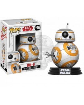 STAR WARS EPISODIO VIII POP CABEZON B8-8 9CM