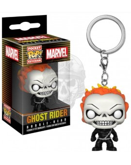 LAVERO POP MARVEL COMICS POCKET VINY GHOST RIDER 4CM