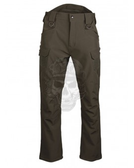 "PANTALON ""ASSAULT"" SOFTSHELL RANGER GREEN MILTEC"