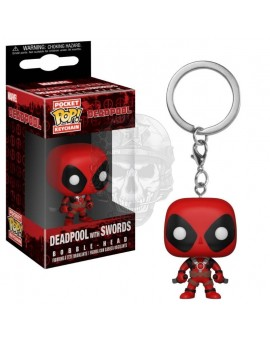 LLAVERO POP DEADPOOL PLAYTIME