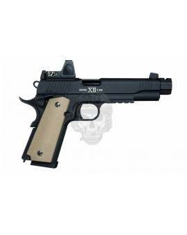 PISTOLA CO2 RUDIS MAGNA CUSTOM XII SECUTOR